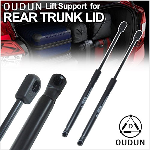 VioGi Brand New 2pcs Rear Trunk Lid Tailgate Gas Lift Supports Strut Shocks Fit Honda 1993-1997 Civic Del Sol