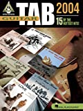 Guitar Tab 2004, Hal Leonard Corp. Staff, 0634086138