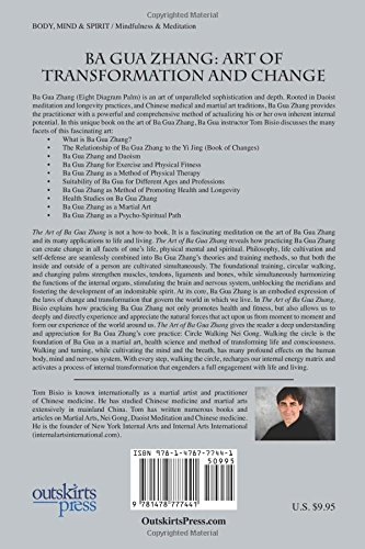 The-Art-of-Ba-Gua-Zhang-Meditation--Health--Self-Defense--Exercise--Longevity--Motion-Science--Philosophy-of-Living