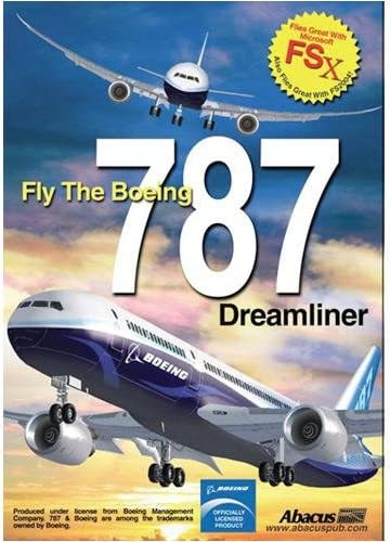 Fly The Boeing Dreamliner - PC: Video Games - Amazon com