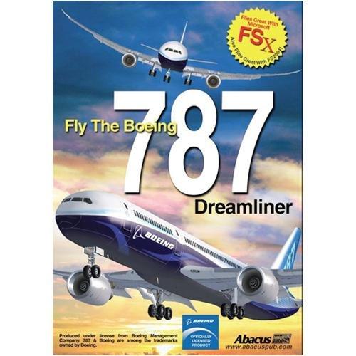 Fly Boeing Dreamliner PC