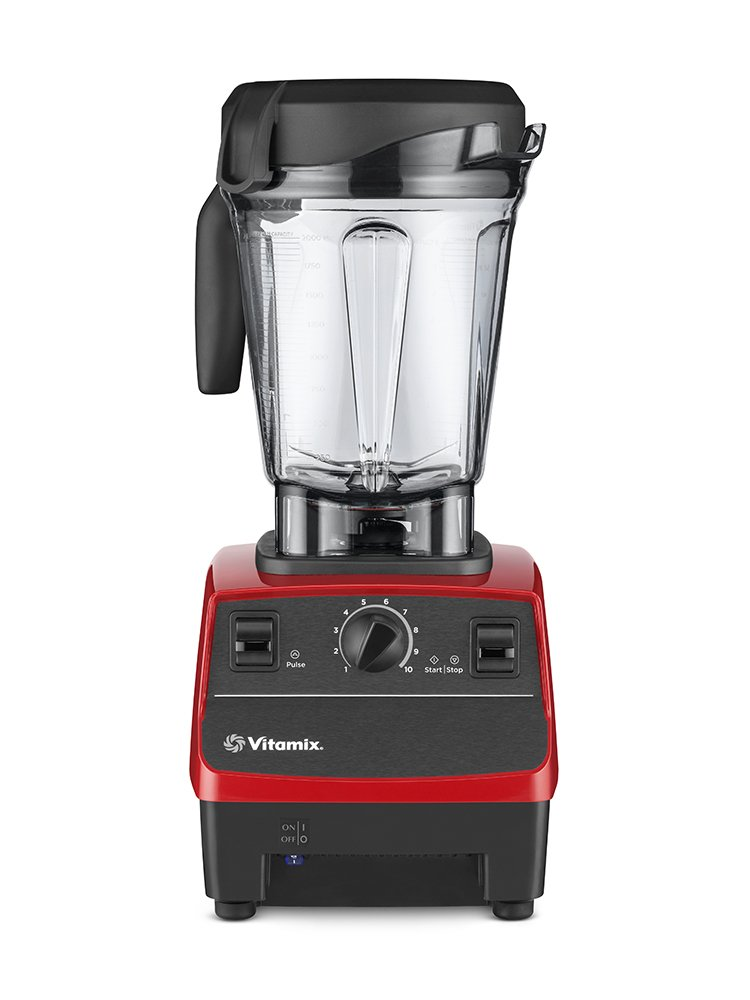 Vitamix 5300 Blender, Red (Certified Refurbished)