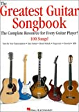 The Greatest Guitar Songbook, Hal Leonard Corp., 0634000179