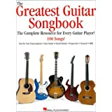 The Greatest Guitar Songbook ~ Hal Leonard Corp.