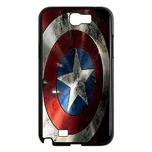 Order Case Captain America For Samsung Galaxy Note 2 N7100 U3P122438