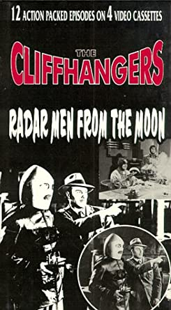 Radar Men from the Moon [USA] [VHS]