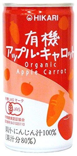 190gX30 this light food organic apple-carrot juice by Light food