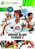 xbox 360 1000 - Grand Slam, Tennis 2