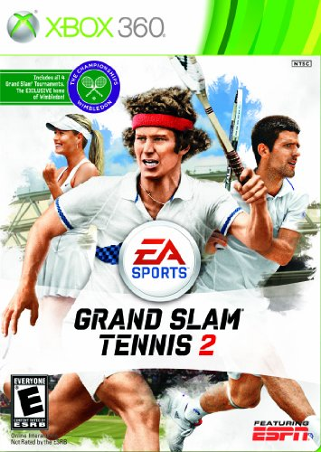 Grand Slam, Tennis - Top 20 Xbox 360 Games