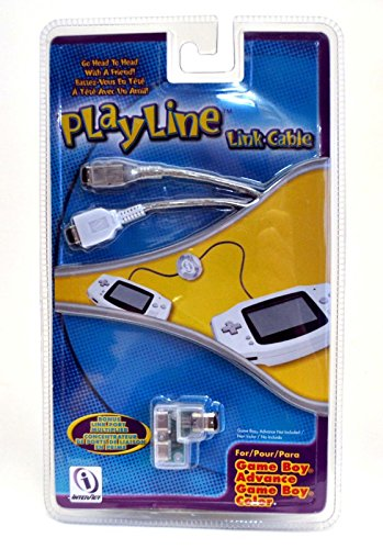 Interact PlayLine Link Cable GBA Game Boy Color/Advance S...
