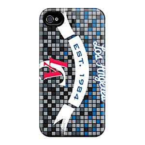 CassidyMunro Iphone 4/4s Bumper Hard Phone Cases Allow Personal Design High-definition Los Angeles Clippers Series [lsk19129cDWd]