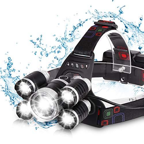 Mieuxbuck Rechargeable Headlamp 13000