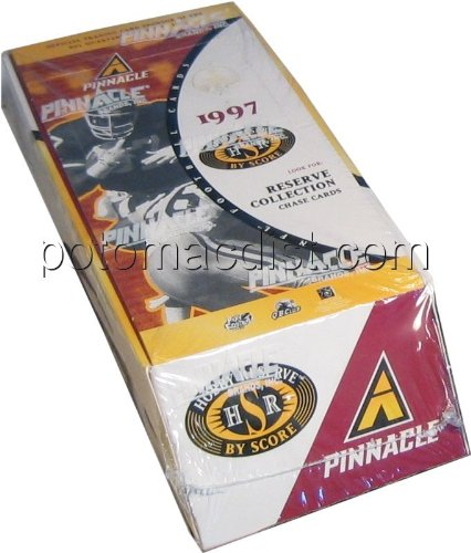 (97 1997 Score Hobby Reserve Football Cards Box)