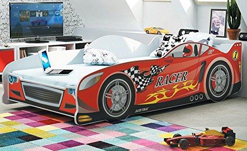 Letto a macchina la scelta giusta variata sul design - Letto macchina per bambini ...