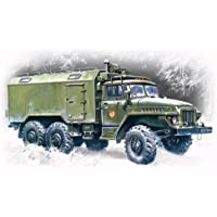 ICM - Vehículo de modelismo Escala 1:72 (72712)