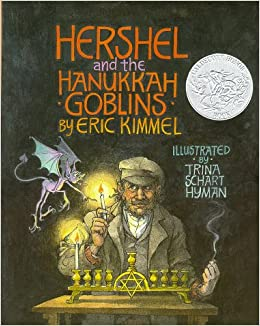 Image result for hershel and the hanukkah goblins
