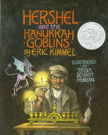 Hershel Hanukkah Goblins Eric Kimmel product image