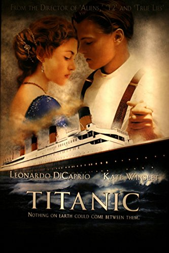 Tomorrow sunny Titanic Teaser movie Poster Art Wall Pictures