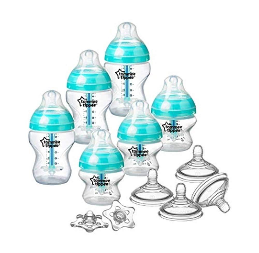激安通販の [Tommee [Tommee Tippee Advanced Anti-Colic Newborn Baby Anti-Colic Baby Bottle Feeding Set][parallel imports] B07N3SQXX3, 有名な高級ブランド:689497f3 --- a0267596.xsph.ru