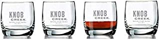 product image for Luminarc Knob Creek Decorated On The Rocks Glasses, 10.5 oz, Clear, Set of 4