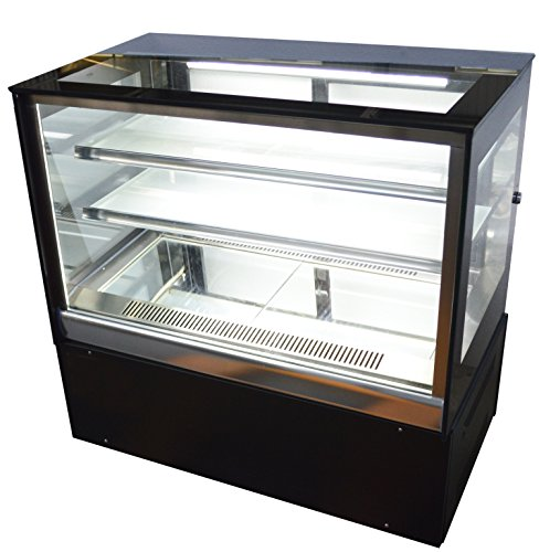 Commercial Countertop Refrigerated Cake Showcase Right