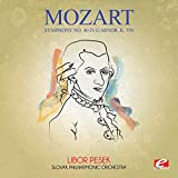 Mozart: Symphony No. 40 in G Minor, K. 550 (Remastered)