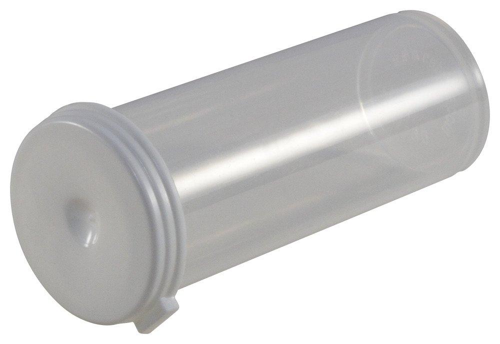 Caplugs QCVV35ASMQ2 Vials, Plastic, Vial Size 3.5'', fl. oz. .44, CVV-35, White (Pack of 300)