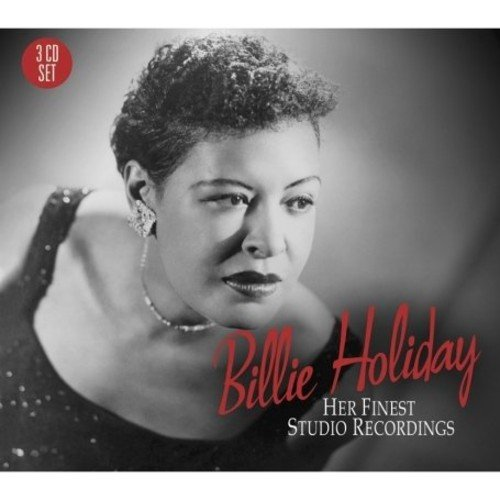 Billie Holiday - Her Finest Studio Recordings (United Kingdom - Import, 3PC)