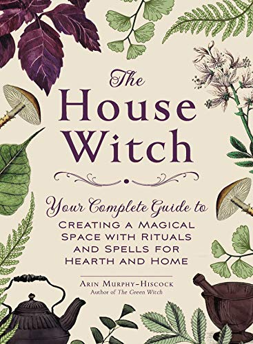 Making Halloween Crafts At Home (The House Witch: Your Complete Guide to Creating a Magical Space with Rituals and Spells for Hearth and)