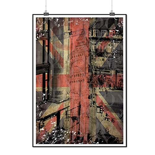 london-city-england-capital-uk-matte-glossy-poster-a3-12x17-inches-wellcoda