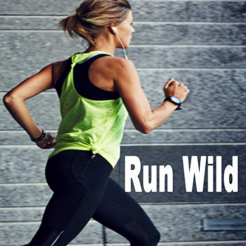 Run Wild (The Best Motivational Running and Jogging EDM, Trap, Atm Future Bass, Electro House and Dirty House Music Playlist to Make Every Run Tracker Workout to a Succes)