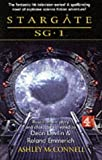 Front cover for the book Stargate SG-1 by Ashley McConnell