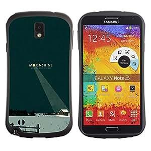 Suave TPU GEL Carcasa Funda Silicona Blando Estuche Caso de protección (para) Samsung Note 3 / CECELL Phone case / / ET hope /