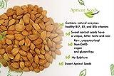 Arashan Apricots Seeds - Dried Sweet Raw Apricot
