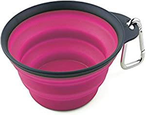 Dexas Pets Collapsible Travel Cup
