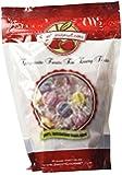 SweetGourmet Sorbee Sugar Free Assorted Wild Fruit Candy, 1lb