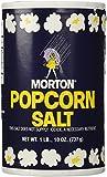 1Lb 10oz Morton Popcorn Salt For Green Salad, Corn on the Cob, French Fries, Nuts