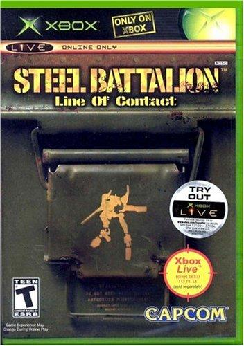 Steel Battalion: Line of Contact - Xbox (Steel Battalion Controller Xbox)