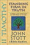 2 Timothy, John Stott, 0830820388