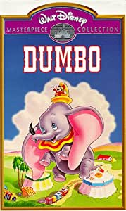Dumbo [VHS]