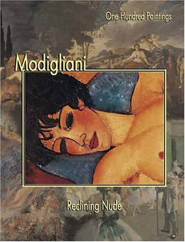 Download Modigliani: Reclining Nude (One Hundred Paintings) PDF