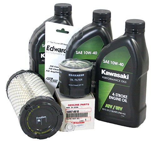 2015-2018 Kawasaki Mule Pro FX Mule Pro FXT Maintenance Kit (Kit Kawasaki Mule)