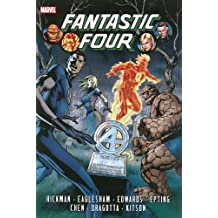 Fantastic Four by Jonathan Hickman Omnibus Volume 1