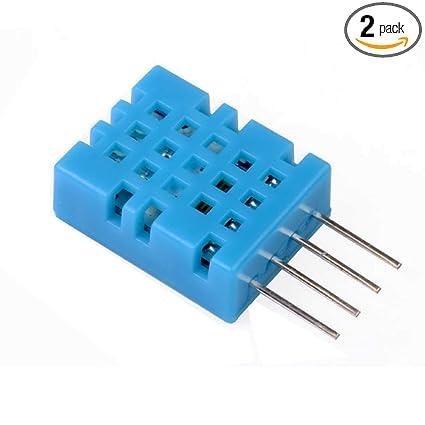 Amazon com: DHT11 Digital Humidity Temperature Sensor for Arduino