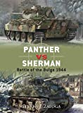 img - for Panther vs Sherman: Battle of the Bulge 1944 (Duel) book / textbook / text book