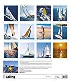 Sailing Calendar - Calendars 2019 - 2020 Wall Calendar - Poster Calendar by Helma (Multilingual Edition)
