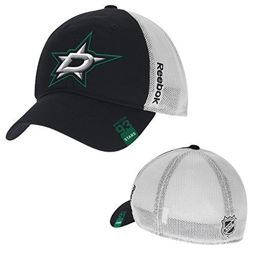 Reebok Dallas Stars 2016 Team Slouch Mesh Flex-Fit Hat (L/XL)