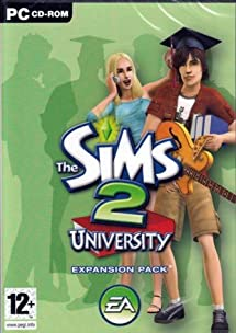 The Sims 2 University Expansion Pack - PC