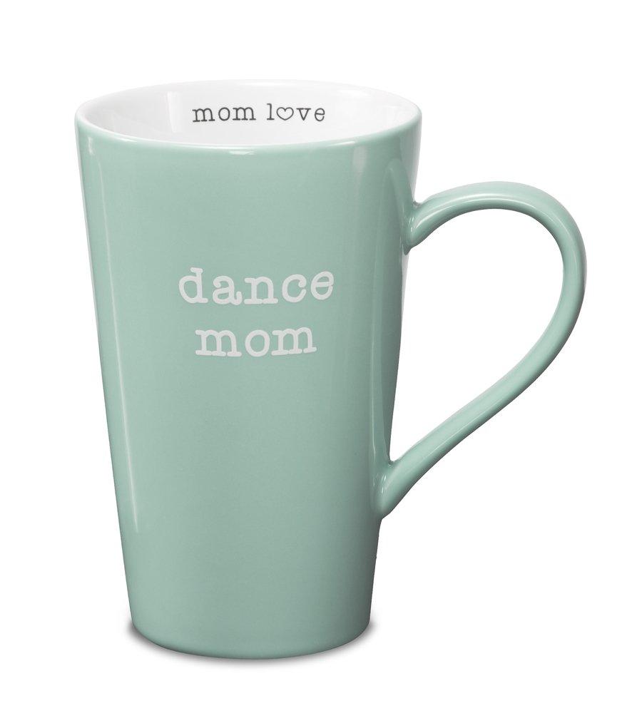 Pavilion Gift Company 14008 Stoneware Mug, Dance Mom