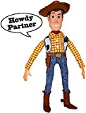 Disney / Pixar Toy Story Exclusive 16 Inch Talking Action Figure Woody